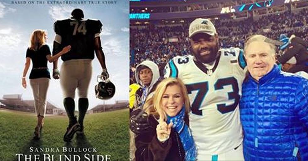 The Blind Side Movie In Real Life: Michael Oher Is Going Back To The ...