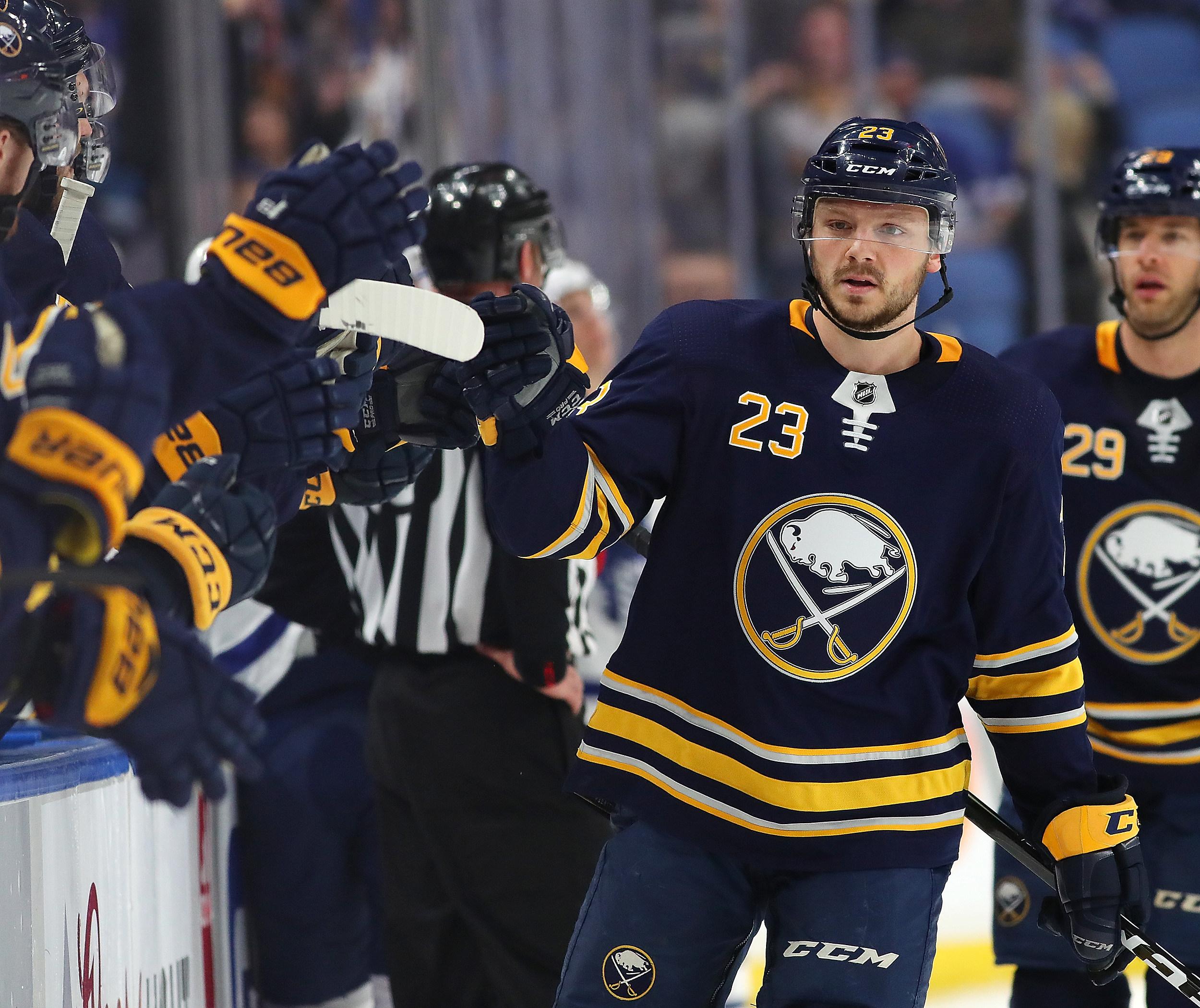 buffalo sabres sweeten the deal for season ticket holders