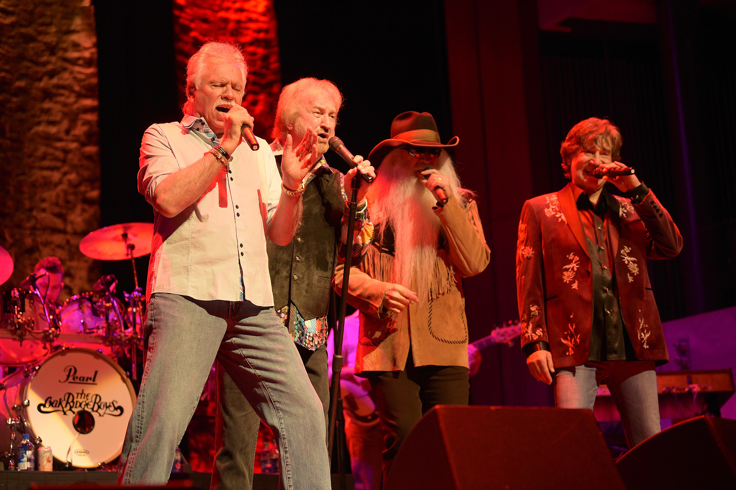 Oak Ridge Boys Plan Christmas Show In Casper