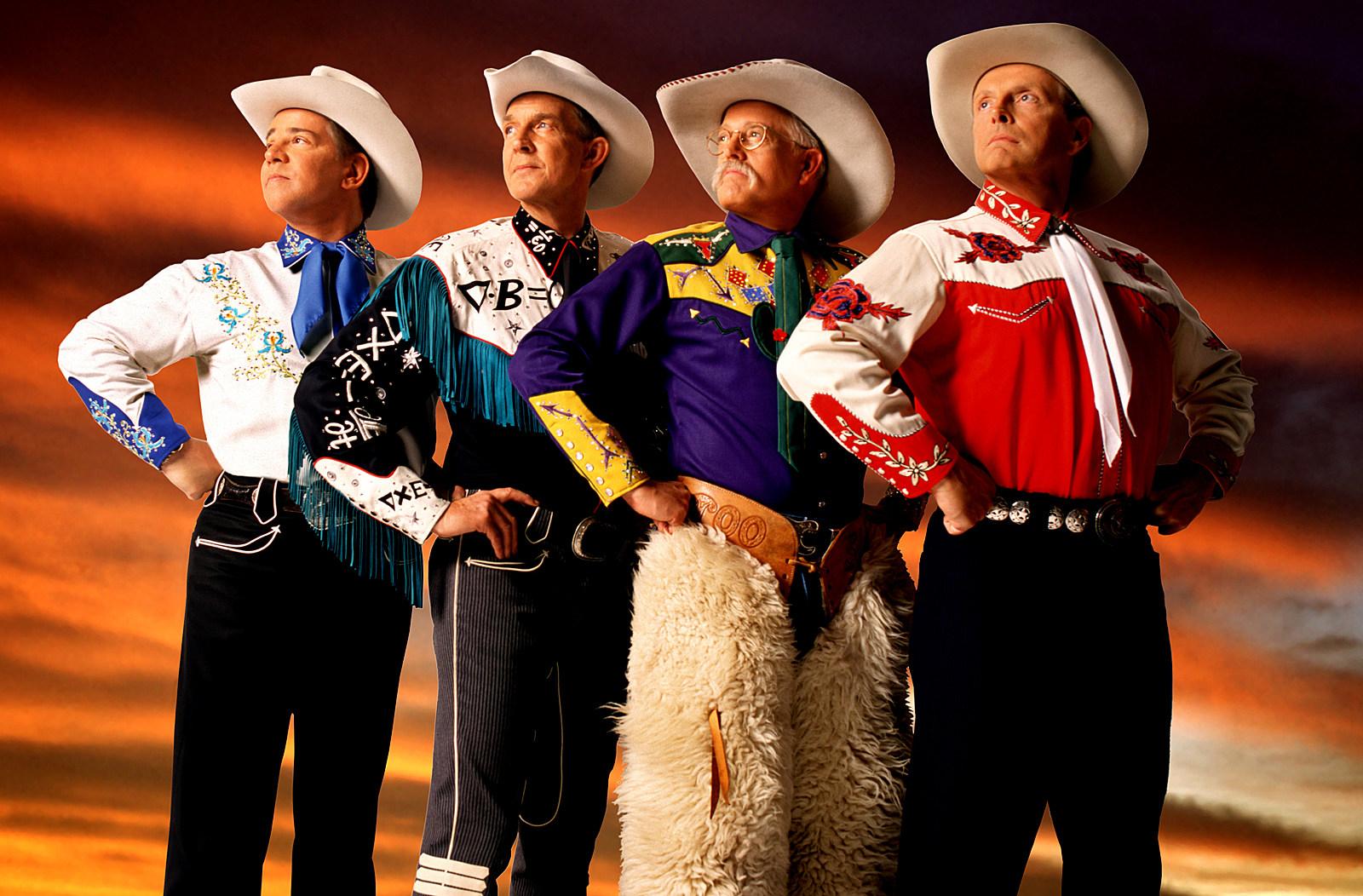 Oak Ridge Boys Plan Christmas Show In Casper