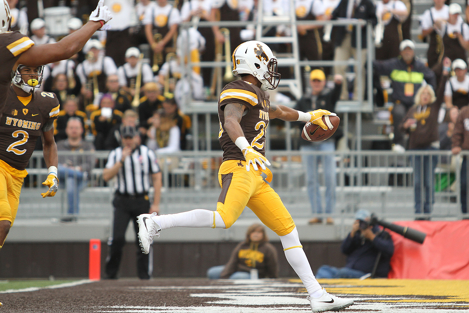 what we know about wyoming football's 2018 schedule