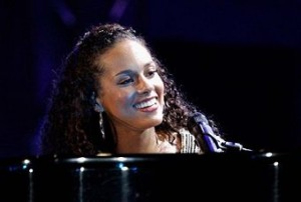 Alicia Keys Has A Song For Momma Her Mother