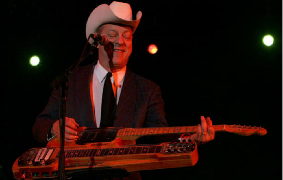"3b75d287d9a Junior Brown to Play Abilene s ""Swingin  Tex-Fest"" August 25th"