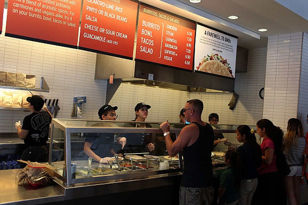 Chipotle First Fast Food Chain To Ax Gmos