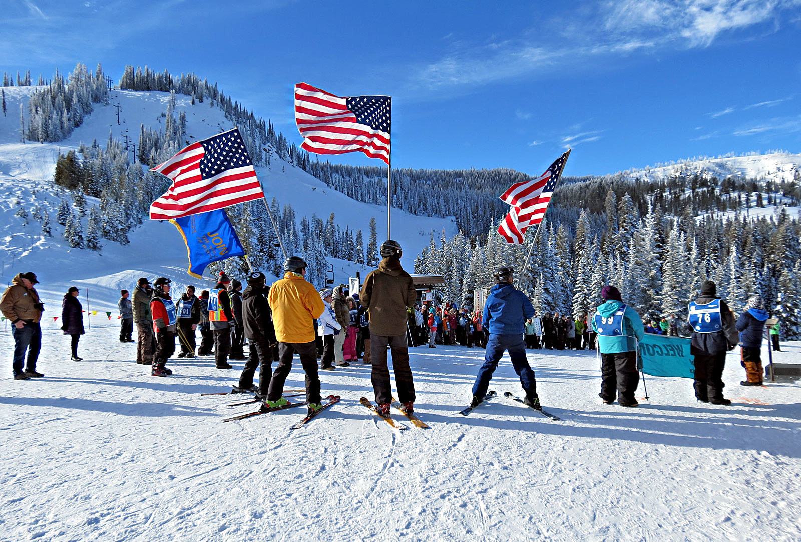 lost trail powder mountain welcomes skiers this week