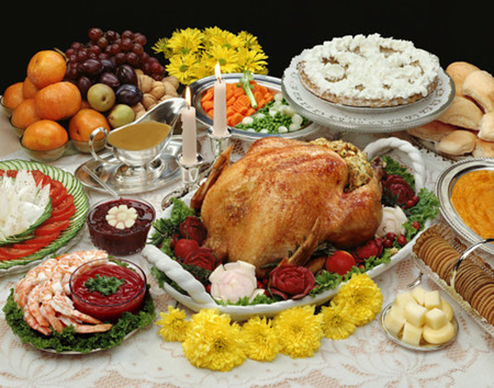 Thanksgiving Why Cook It Yourself When The Grocery Store Will Do It For You