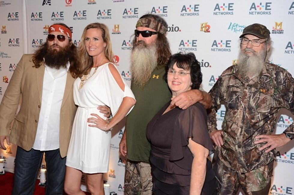 Duck Dynasty Promotes New Season, Blurts Out Home Address on \'Jimmy ...