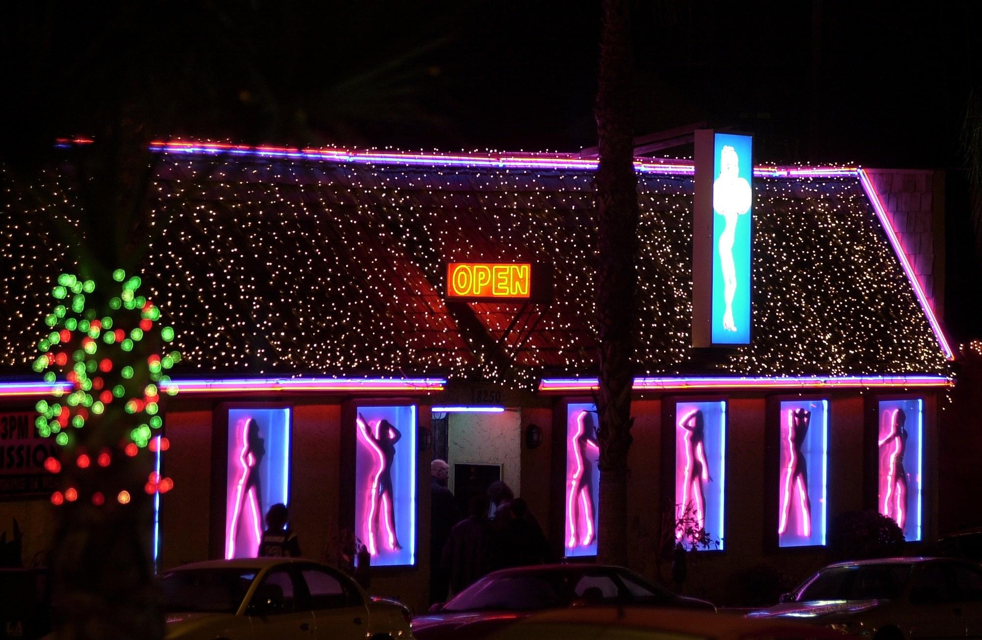 Live sex show club oregon