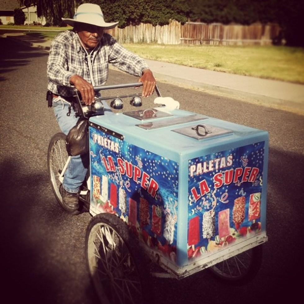 La Super Ice Cream Carts In Yakima