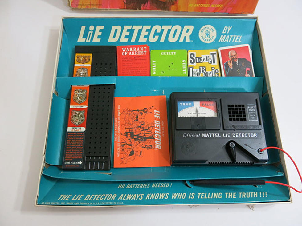 More Games Of The Past Lie Detector And Table Top Nhl Hockey