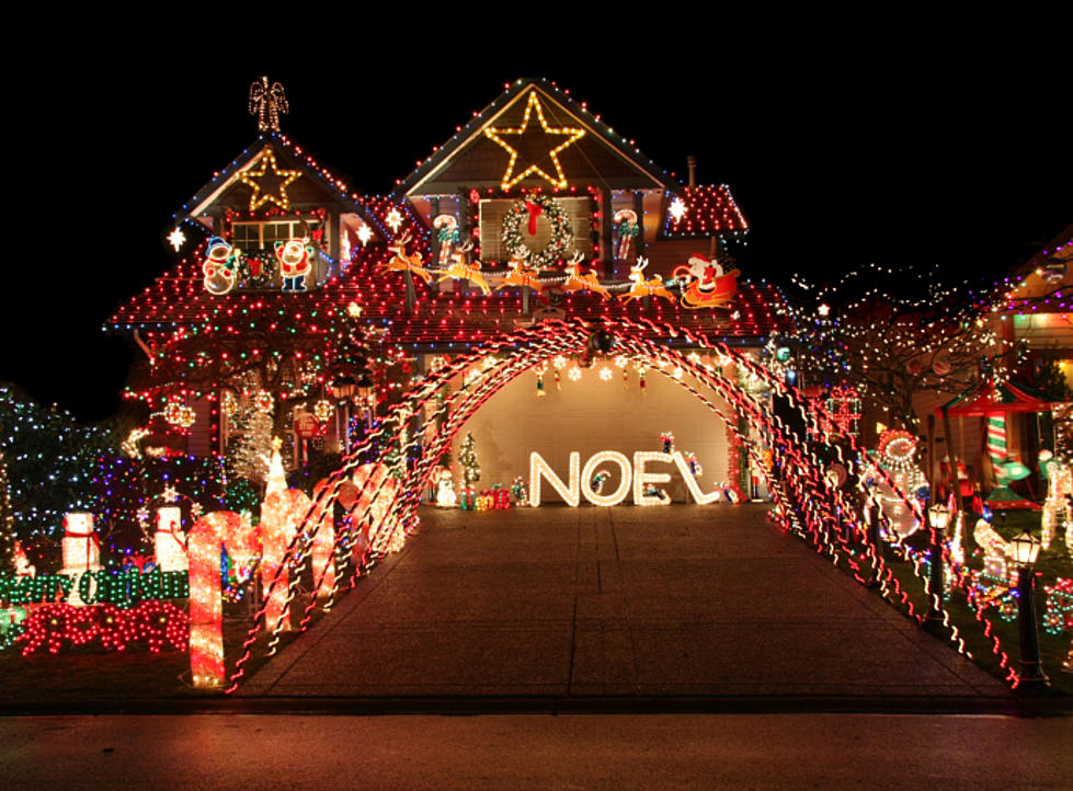 - How Many Christmas Lights Do You Need To Be Visible From Space?