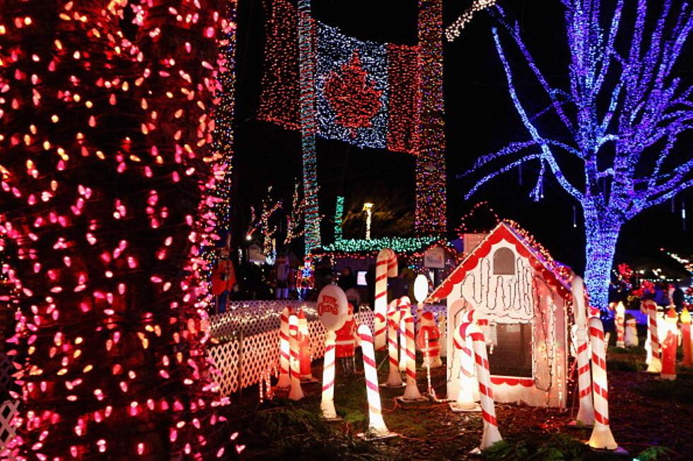 Louisiana Holiday Trail Of Lights & Christmas Festivals [VIDEO]