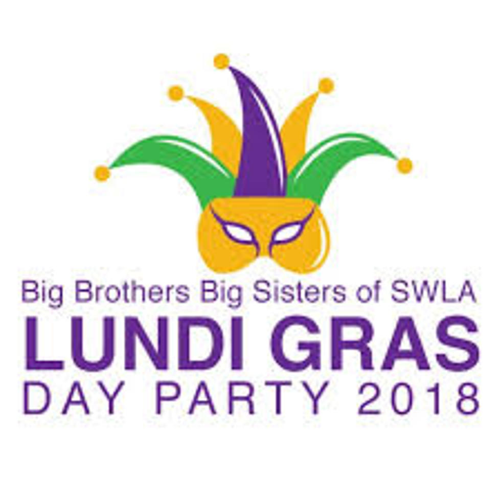 Big Brothers Big Sisters Of Swla Lundi Gras Day Party