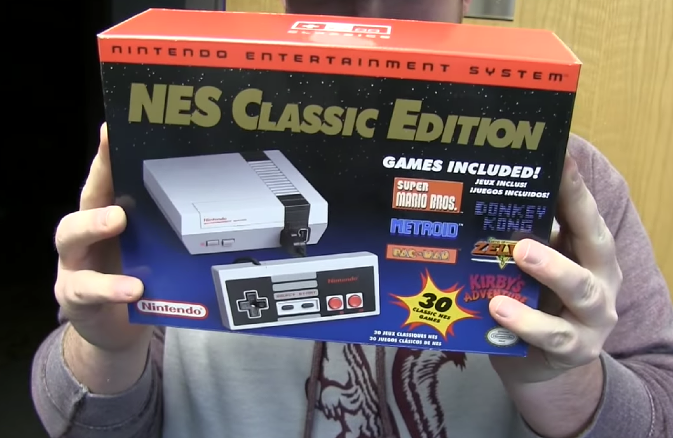 Nintendo Bringing Back The Nes Classic For 2018