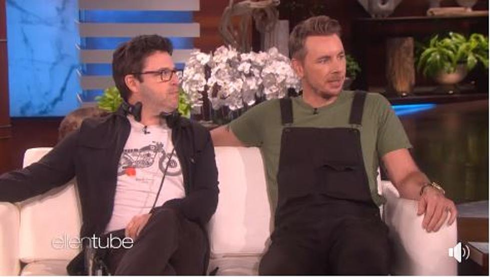 Ellen Sent Dax Shepard And Her Producer Andy To Super Bowl Lii
