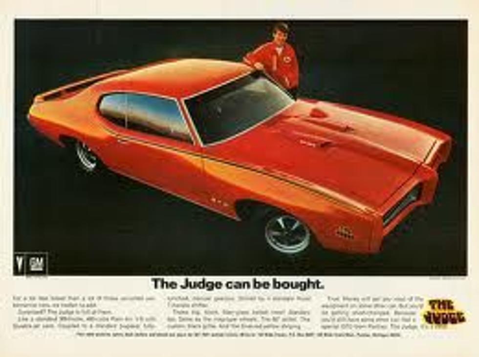 The True Muscle Car Pontiac Gto Or Cutlass 442