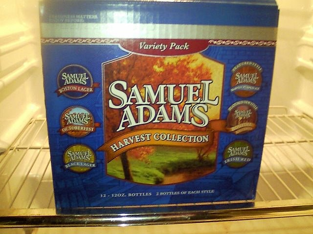 Samuel Adams Harvest Pack