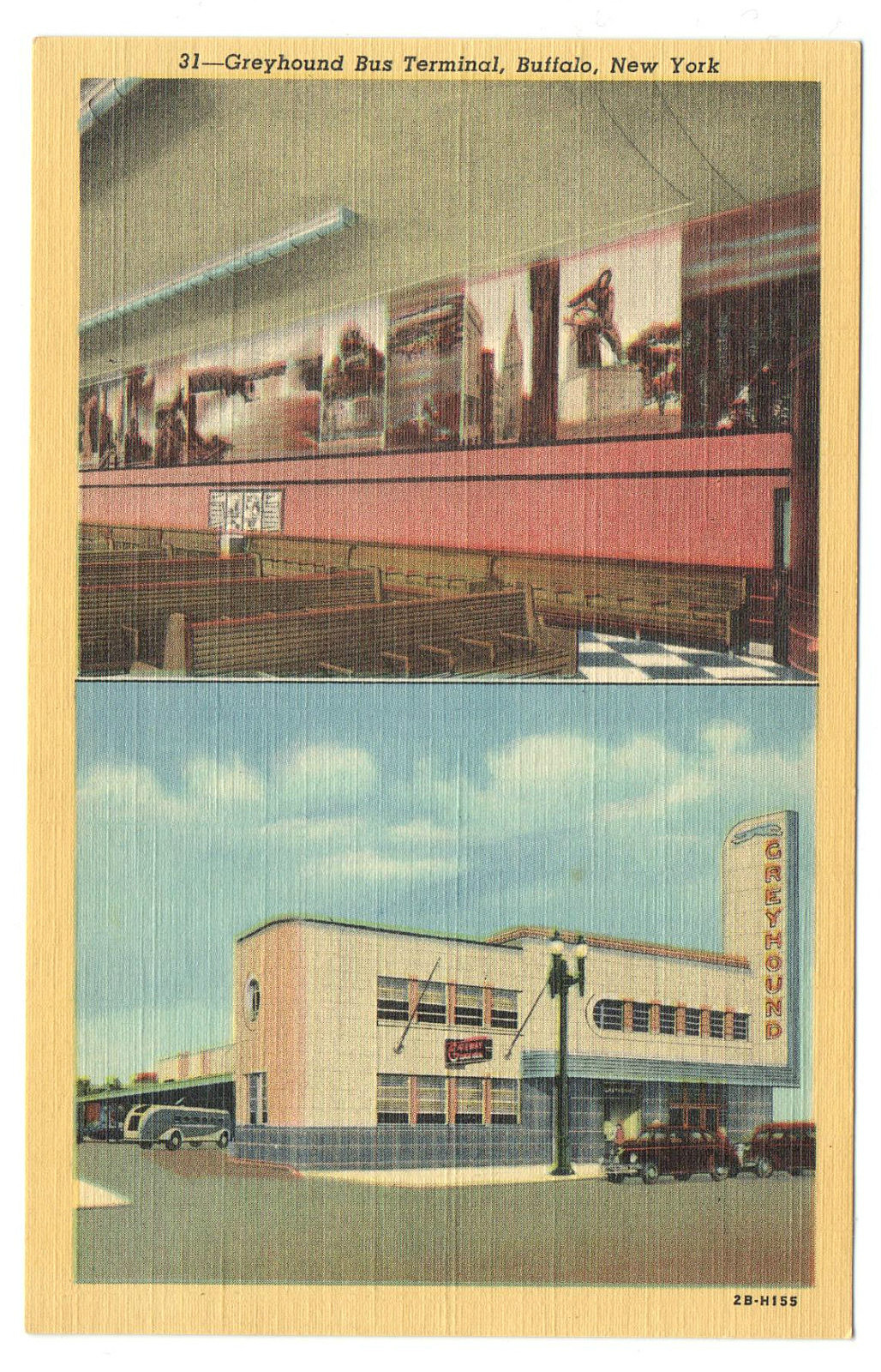 Buffalos Old Greyhound Bus Terminal An Example Of Awesome Building Re Use Buffalo Then And Now