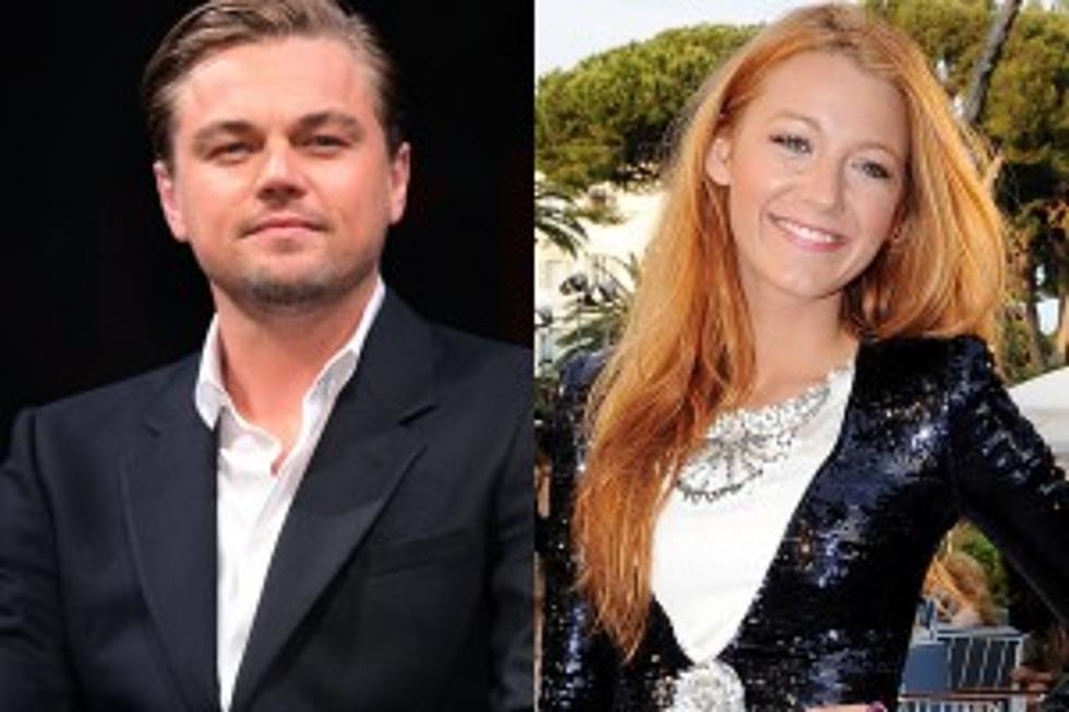 Leonardo Dicaprio And Blake Lively Spotted Together In Cannes