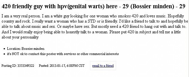 Craigslist in bossier