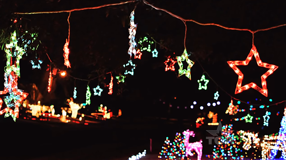 Tyler Azalea District Shines this Holiday with \'Trail of Lights\'