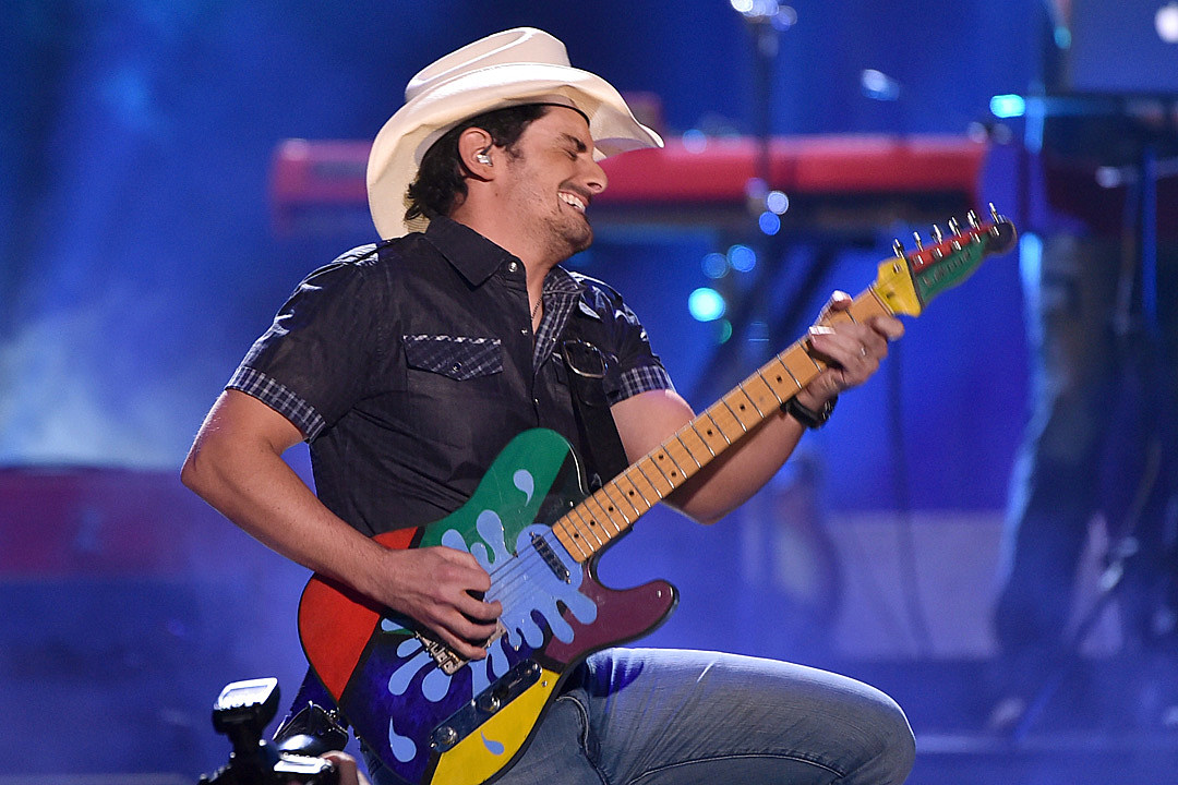brad paisley online song