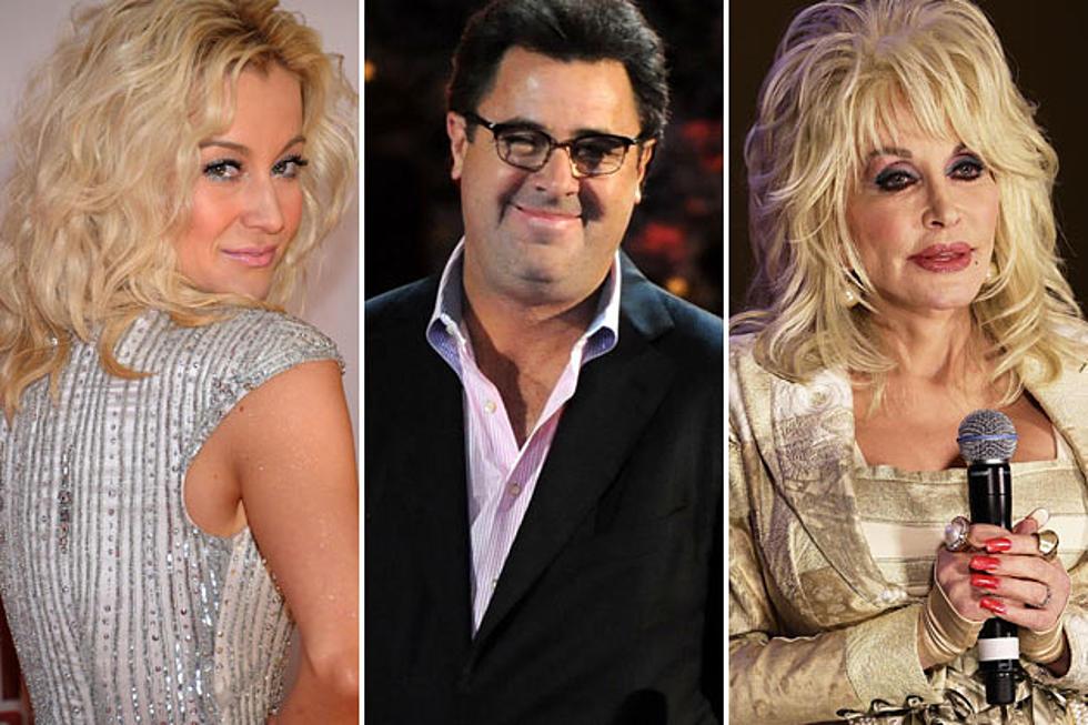 Christmas Lights Tour: Kellie Pickler, Vince Gill, Dolly Parton + ...