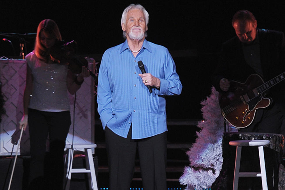 Kenny Rogers Speaks Fondly of Christmas Duet With Wynonna Judd