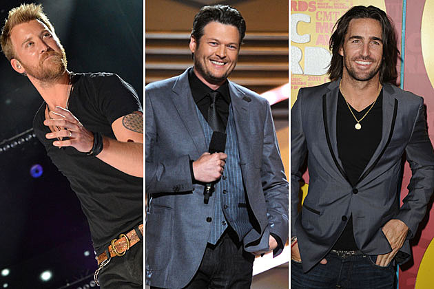 Sexiest country music stars good idea
