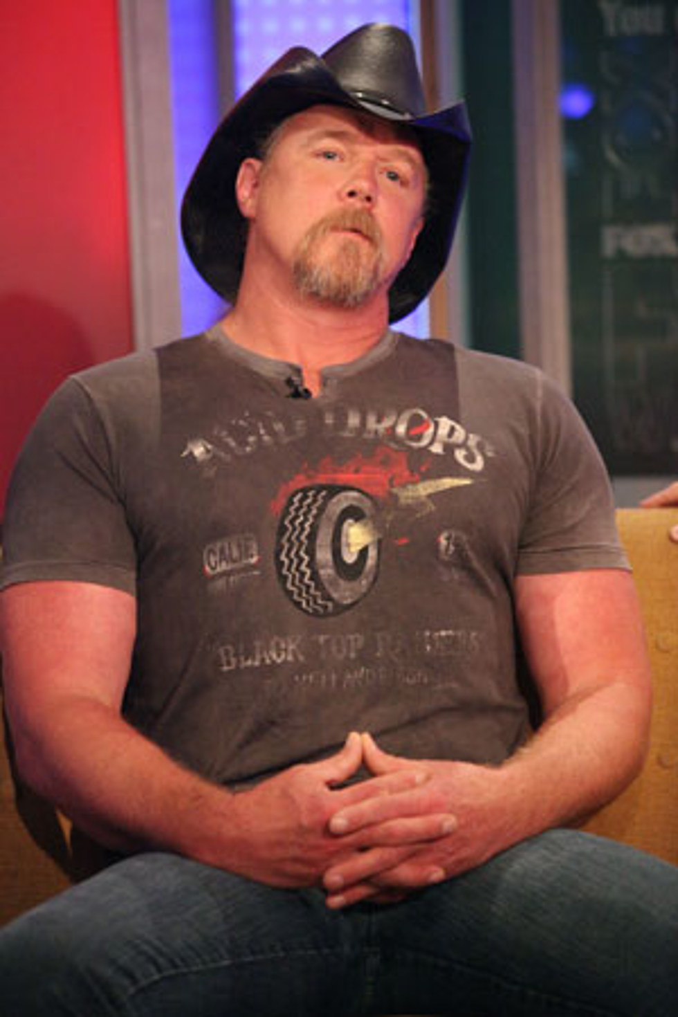 Trace Adkins 10 Sexiest Male Country Stars Of 2012