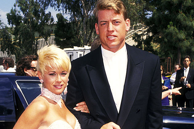 Troy aikman dating 2012