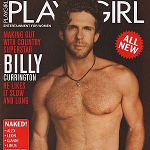 Excellent and Jason brooks in playgirl magazine