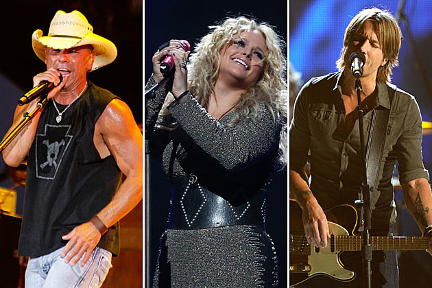 Hottest Country Tours 2013