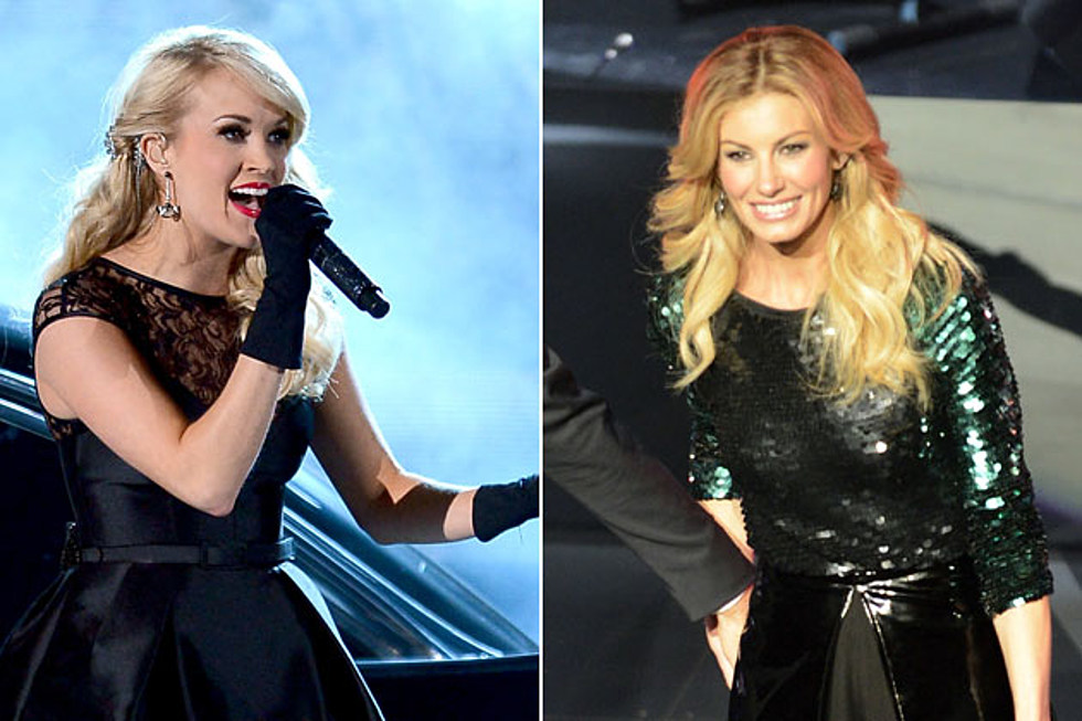 Carrie Underwood To Replace Faith Hill As Sunday Night Football