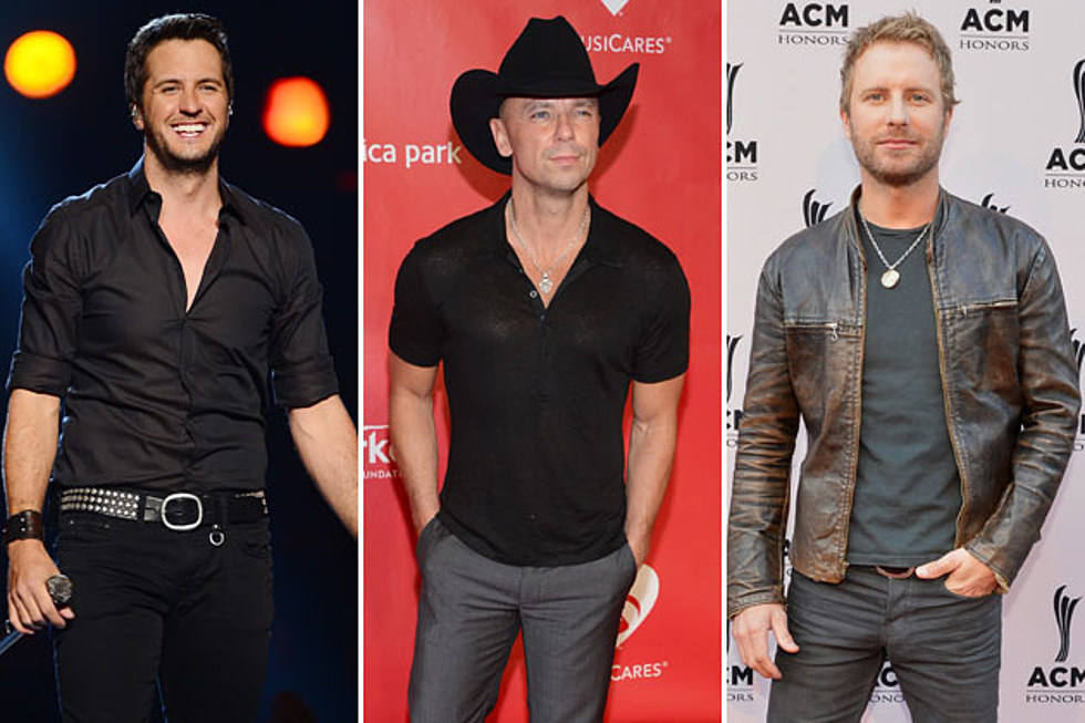 10 Sexiest Male Country Stars Of 2013