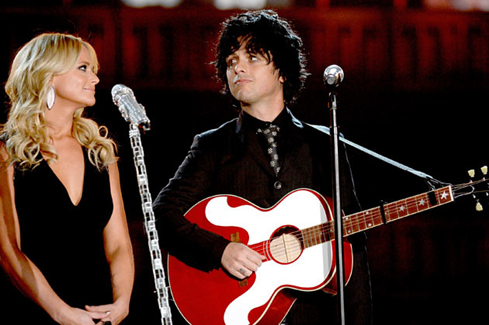 Hear Miranda Lambert S New Collaboration With Green Day