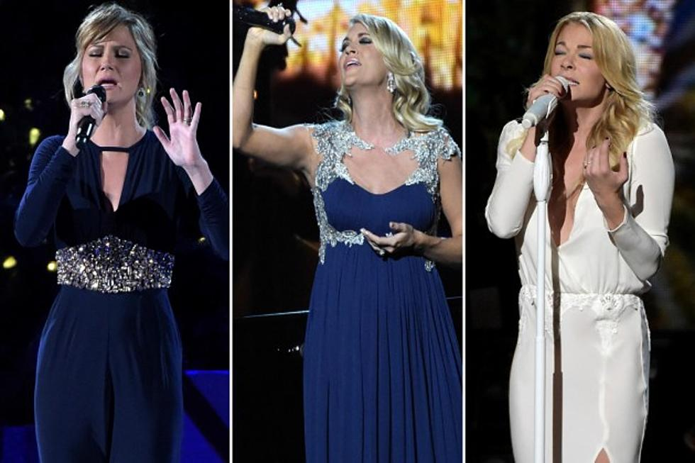 Top 5 Performances From the 2014 \'CMA Country Christmas\'