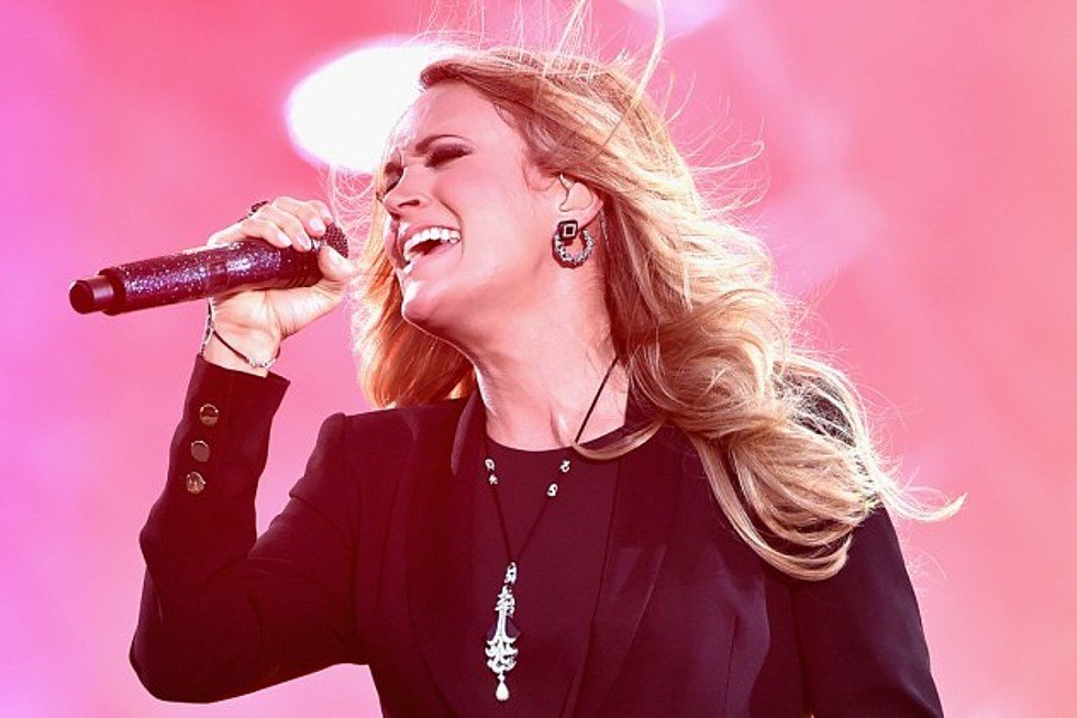 Carrie Underwood To Open Super Bowl