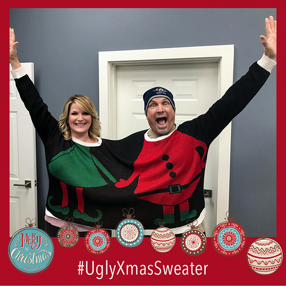 Get Garth For Christmas With Your Ugly Christmas Sweater