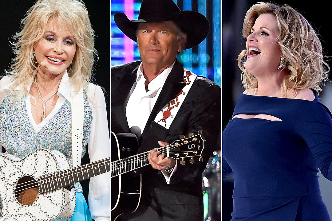 Top 50 country love songs