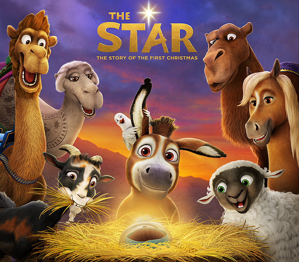 Animated Christmas Movie 'The Star' Features Songs From Kelsea Ballerini, Jake Owen + More