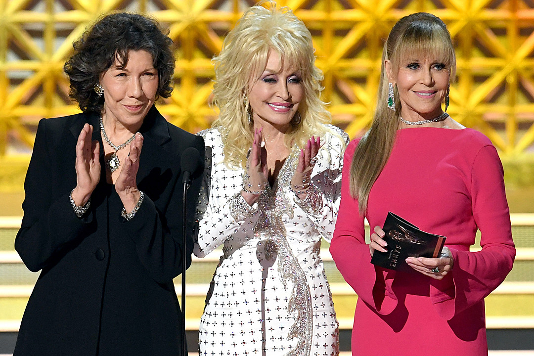 Dolly Parton Will Reunite With The Cast Of 9 To 5 For Sequel