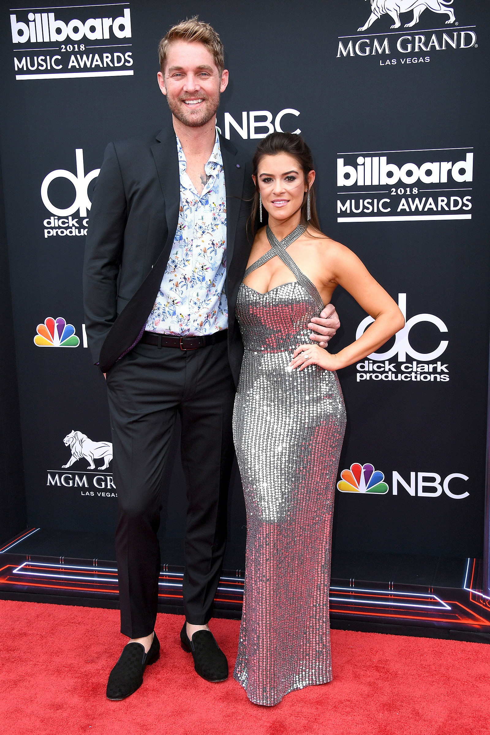 Brett Young Is Writing A Song To Perform At His Wedding