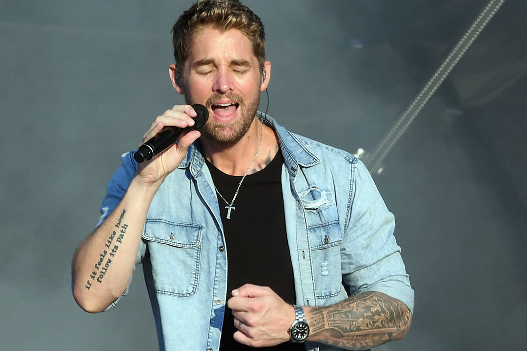 Brett Young Scores Fourth No 1 Hit With Mercy
