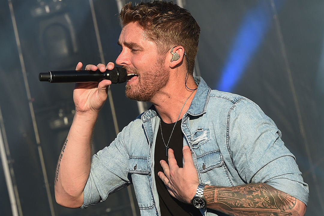 Brett Young Songs About His Wife Taylor Mills