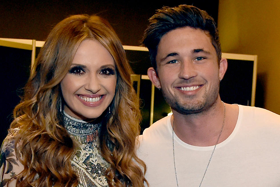 Michael Ray Better Get Carly Pearce Some Flowers For Valentines - Michael-flowers-henry-point
