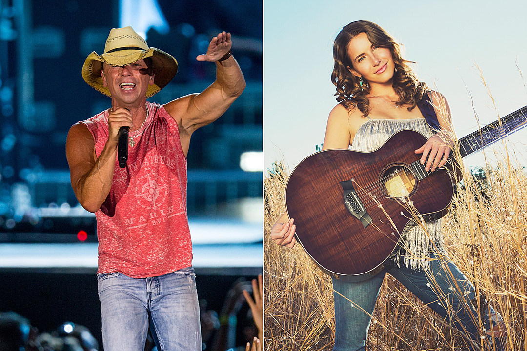 Kenny Chesney Adds Caroline Jones to Songs for the Saints Tour
