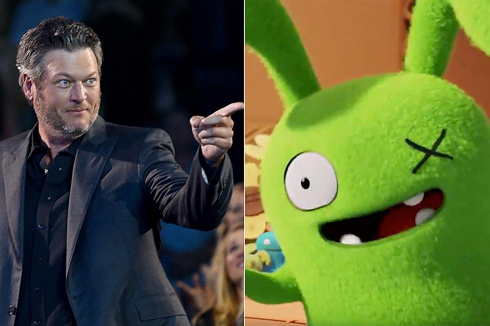 See Blake Shelton As The Ugly Mayor In Uglydolls Movie Trailer