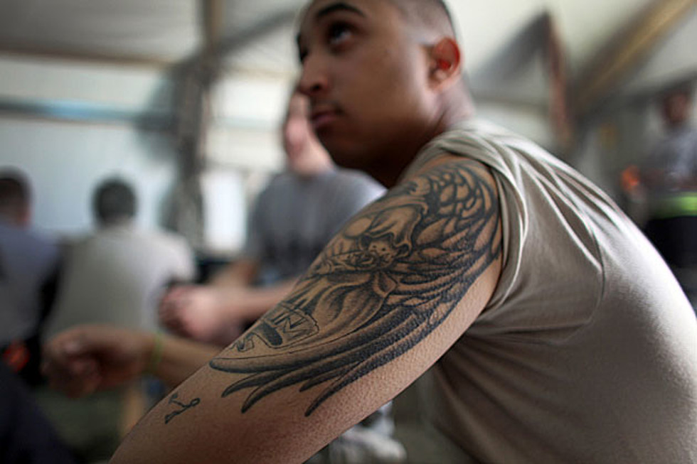 Us Army Ready To Adopt Major New Tattoo Policy For Soldiers Tsm