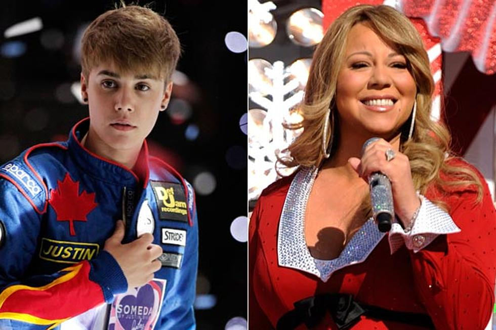 Justin Bieber + Mariah Carey, \'All I Want for Christmas Is You ...